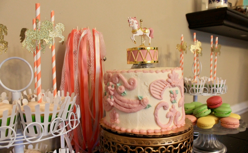 How to Host a Carousel Themed Party