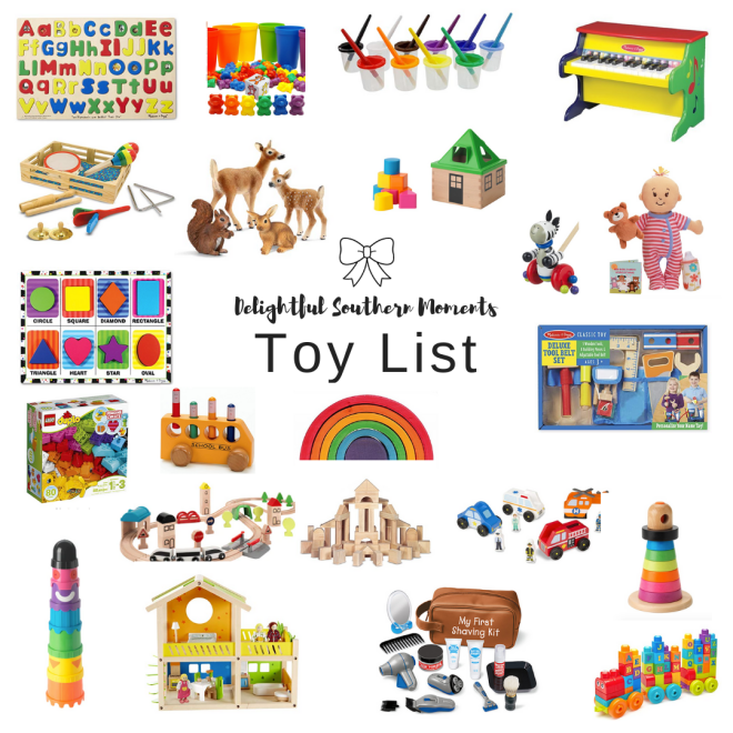 Toy List